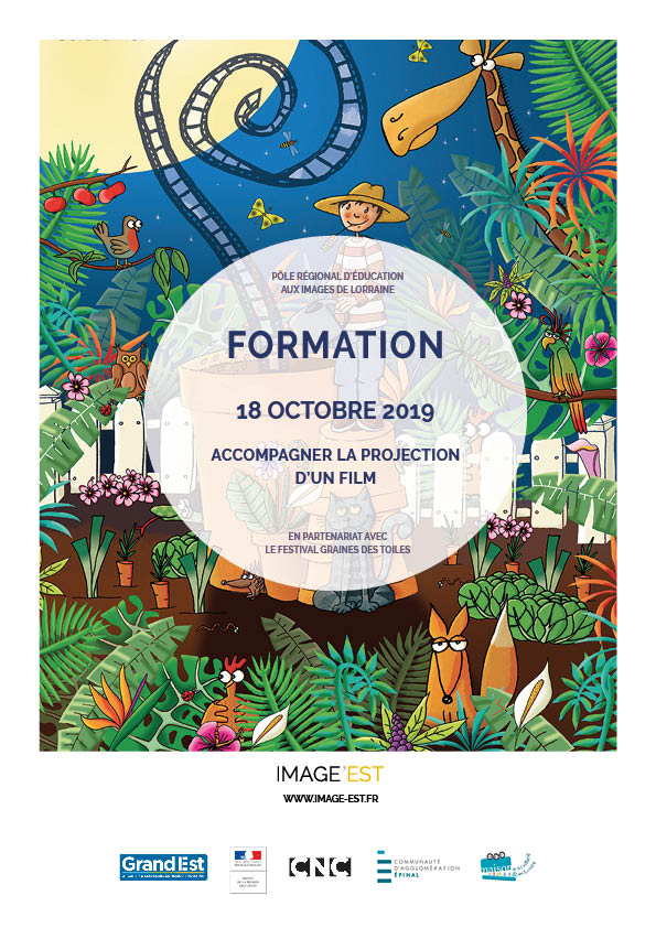 Accompagner la projection d'un film